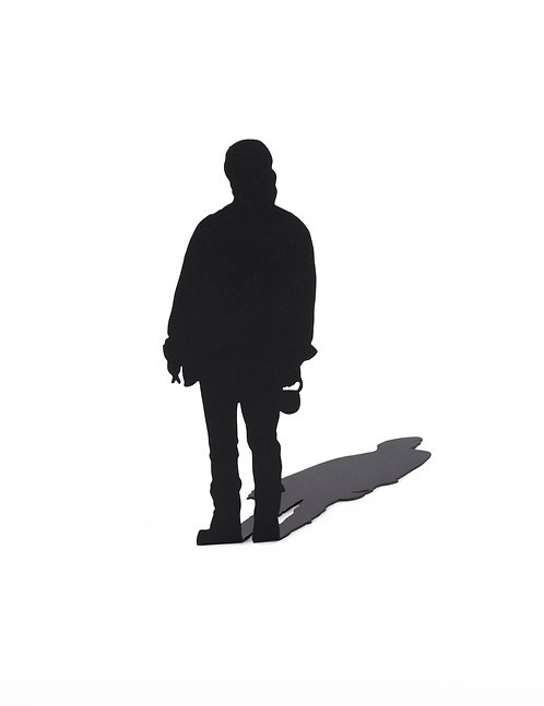 Shadow Figure No. 10