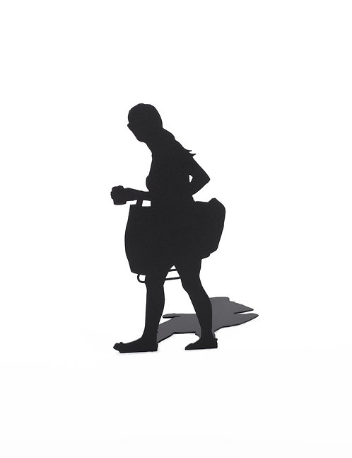 Shadow Figure No. 13