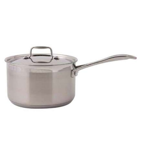 Supreme Stainless Steel Saucepan - 18cm/2.0L