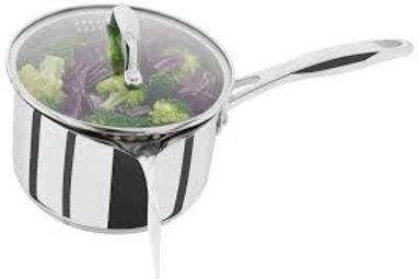 Stellar 7000 20cm Draining lid saucepan