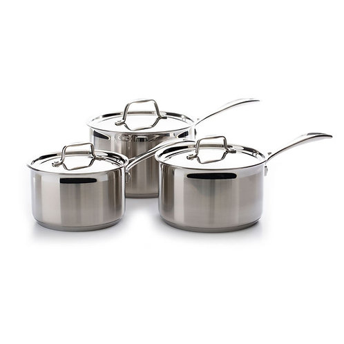 Supreme Saucepan Set
