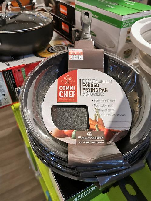 Grunwerg Commi Chef Fry Pan (24cm)