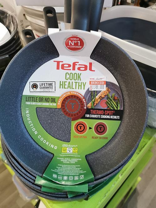 Tefal Cook Healthy 24cm Frying Pan