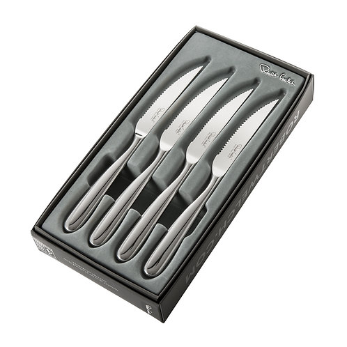 Stanton Bright Steak Knives (4)