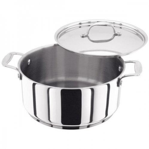 Stellar 7000 24cm 3.7 litre Casserole Pot