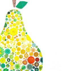 close up 2 pear