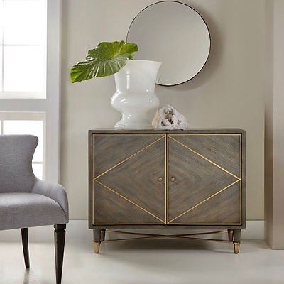 We have discovered the perfect piece. It has a eclectic blending of colors, textures, and materials.
