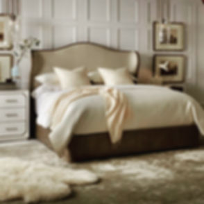 Ok, let's talk about beds. A great starting place in any bedroom is the bed. We love some of the new