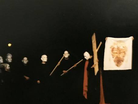 """""""Unsere Passion"""" - eine moderne Pantomime"""