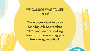 We cannot wait to see you!