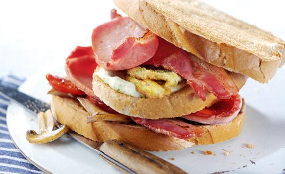 Bacon Brunch Sandwich