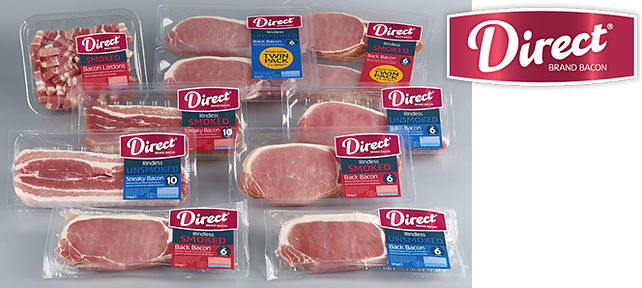 Direct Table Foods Product Range