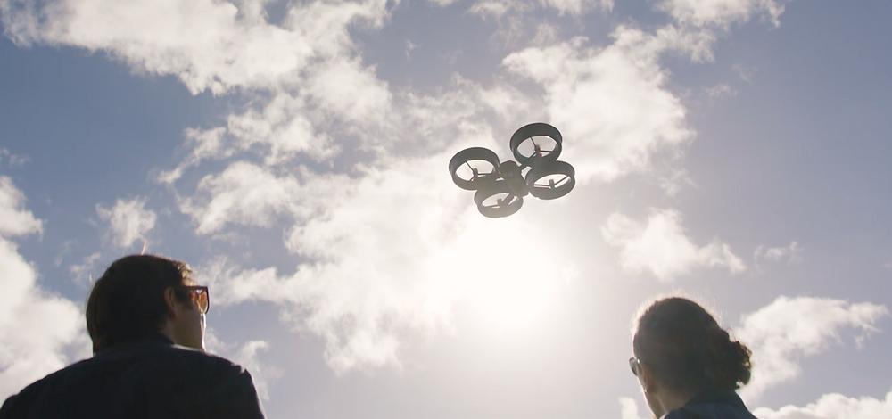 Dotterel drones Knook NZ