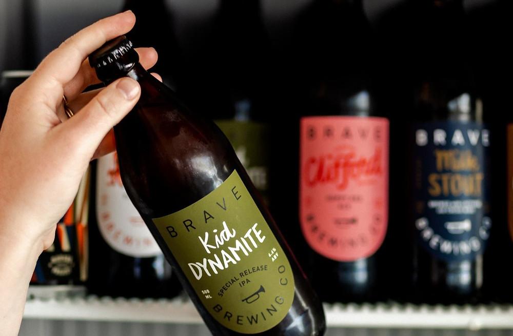 Brave Brewing Knook NZ