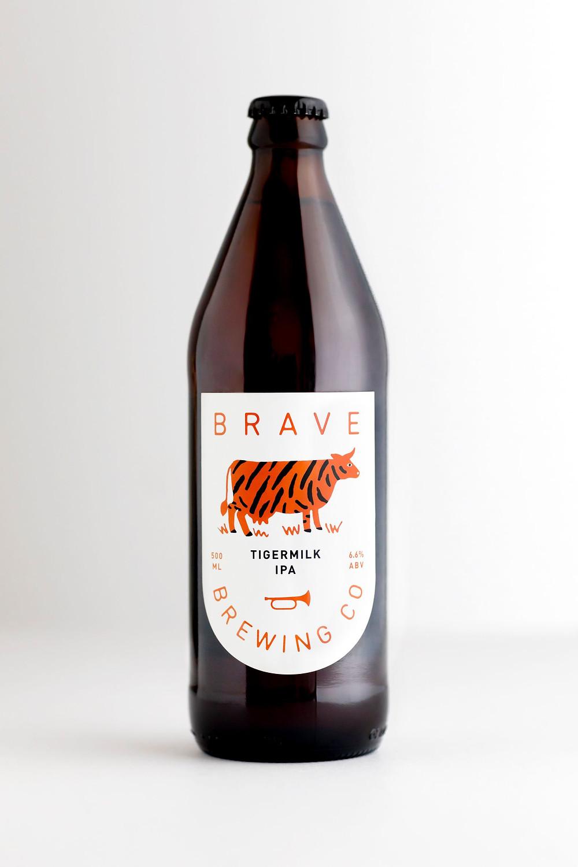 Brave Brewing Tigermilk Knook NZ