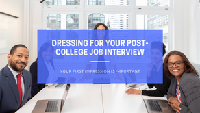 Dressing for Your Post-College Interview