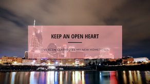 Keep an Open Heart