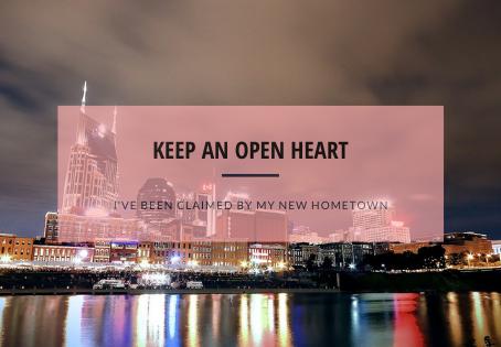 Keep an Open Heart