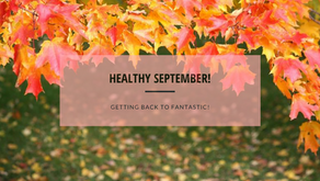 Welcome to Healthy September!