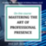Mastering the Art of Professional Presen