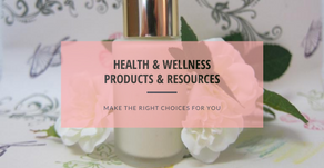 Health & Wellness Products & Resources