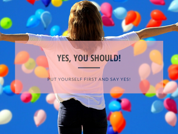 Yes, You Should!