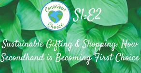 Sustainable Gifting & Shopping: How Secondhand is becoming First Choice