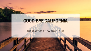 Good-bye California