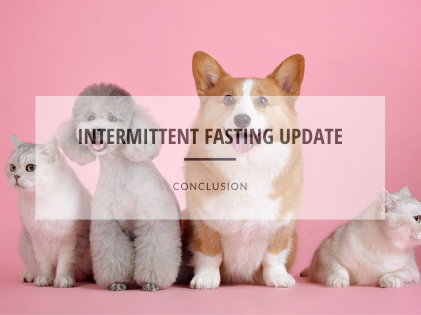 Intermittent Fasting Update - Conclusion