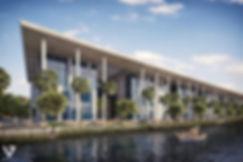 Waterfront University Campus