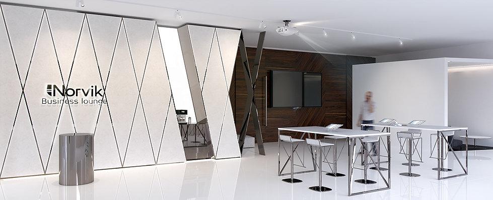 Norvik Bank Affiliate Lighting Project