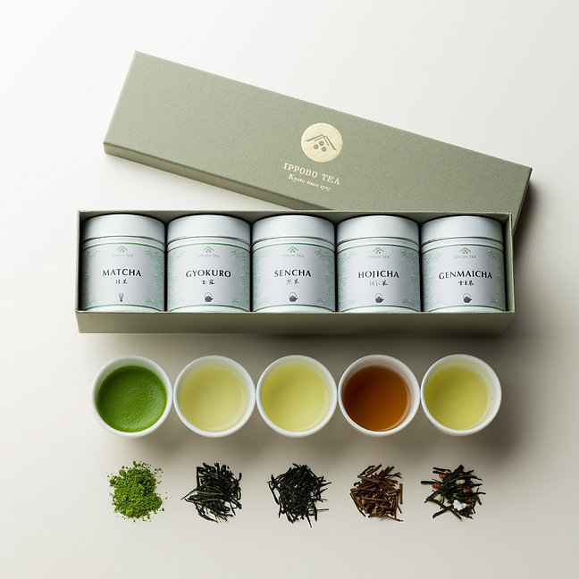Ippodo Tea New York Gift Package