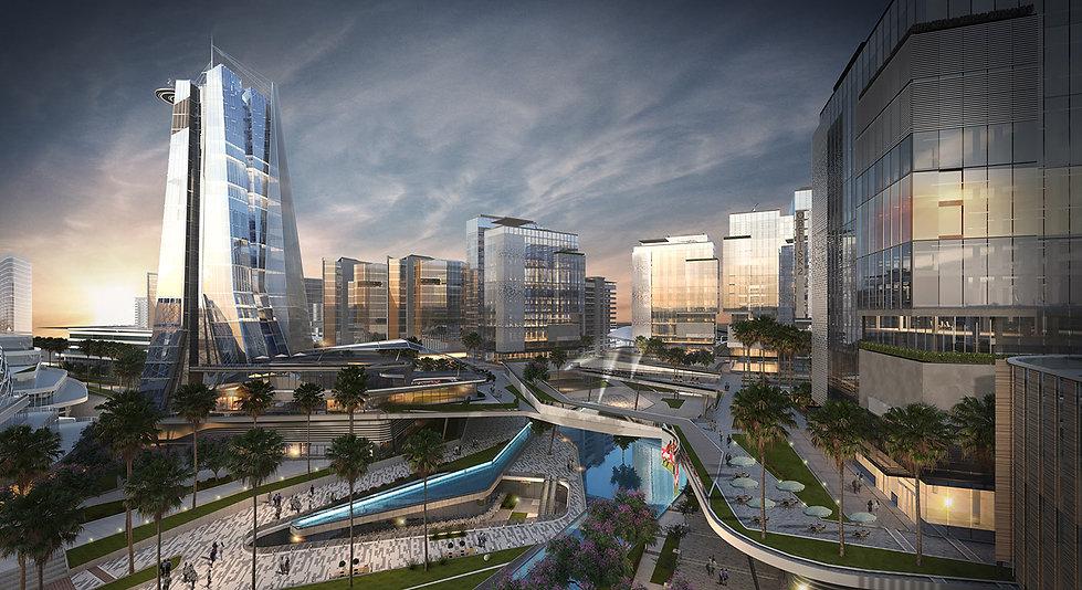 Alexandria's New Downtown