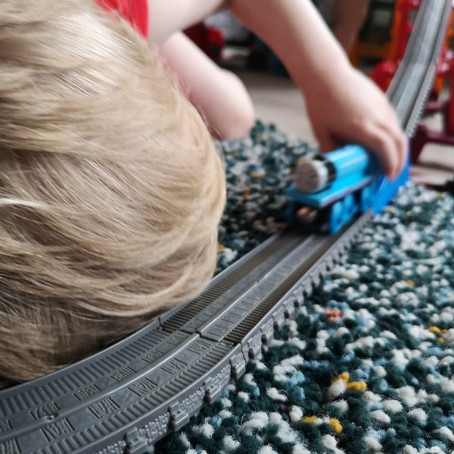 How Thomas The Tank Engine Has Taken Over Our Lives...And Why I'm Ok With That!