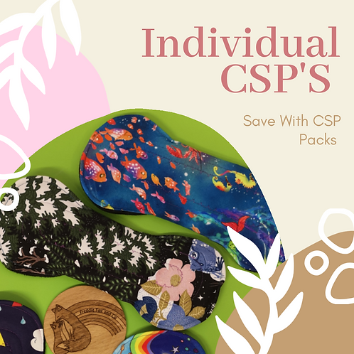 Individual CSP'S (Cloth Sanitary pads)