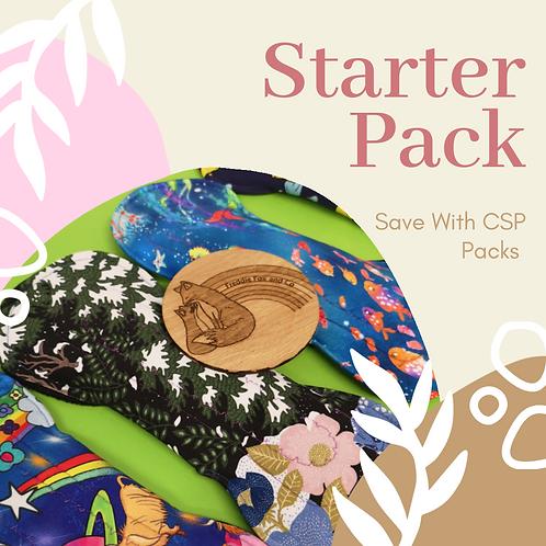 Starter Pack Cloth Sanitary Pads