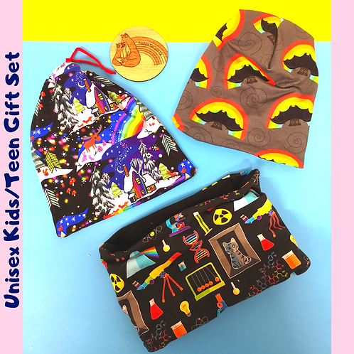 Unisex Kids & Teen Gift Set
