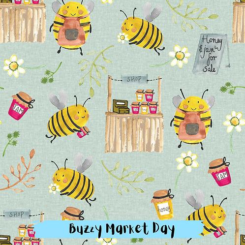 PRE ORDER Dec 20th-Buzzy Market Day
