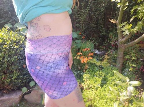 Activewear Shortie Shorts