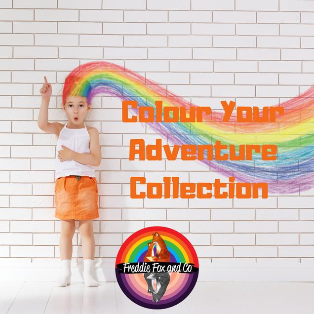 Colour Your Adventure