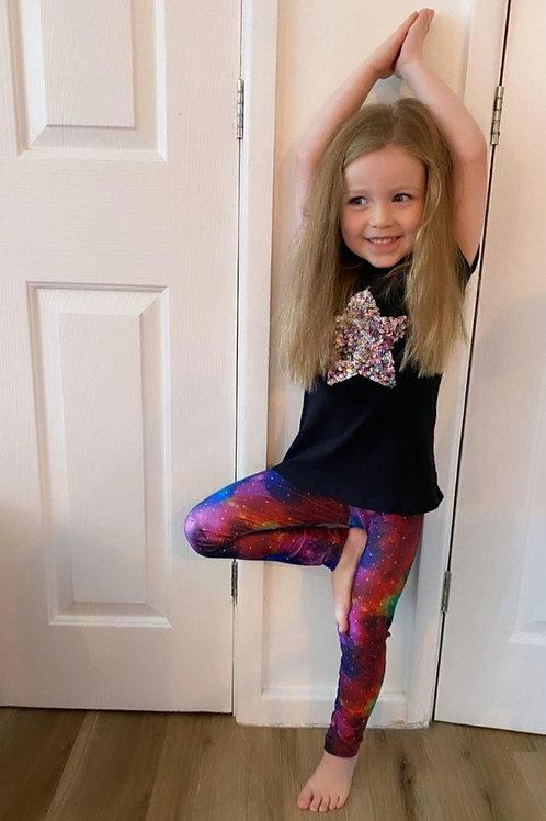 Kids Activewear Leggings