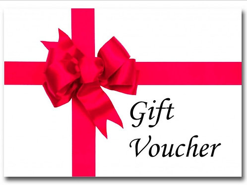 Freddie Fox and Co gift vouchers