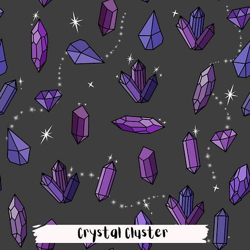 PRE ORDER Dec 20th-Crystal Cluster