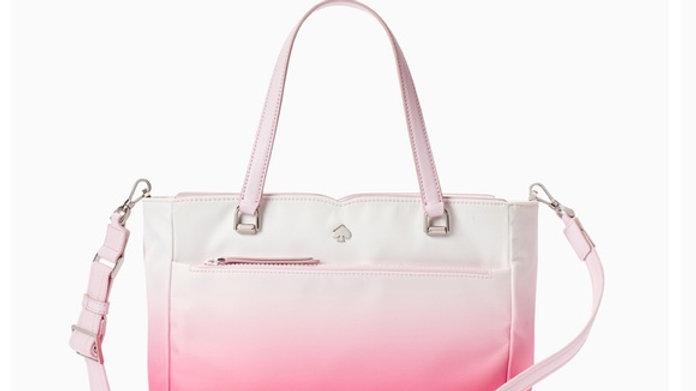 Kate Spade Joe Degrade Medium Pink Satchel