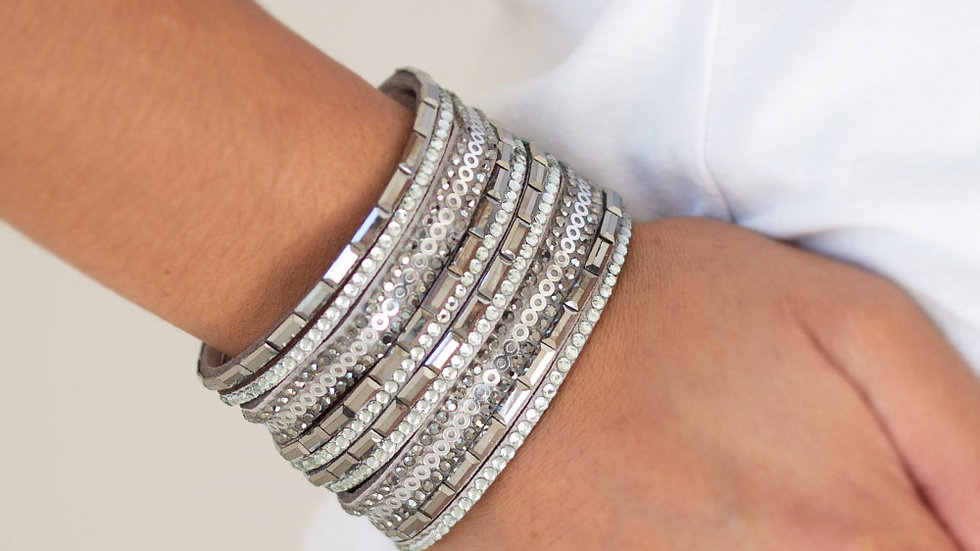 A Wait-and-SEQUIN Attitude - Silver