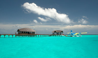 Iru Fushi lagoon