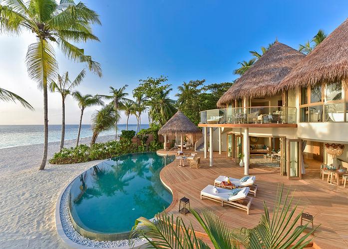 The Nautilus Maldives Beach Residence (3