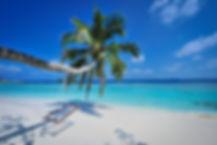 Bandos beach