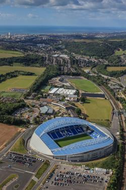 Amex Stadium, East Sussex