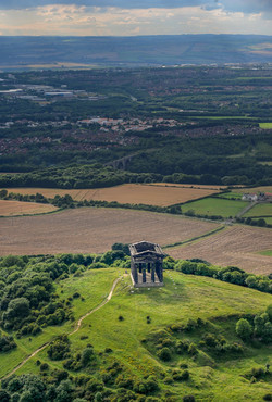 Penshaw Monument, Tyne and Wear-2